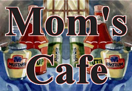 Mom's Cafe in Justin, Texas